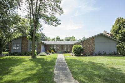 Oconomowoc Single Family Home Active Contingent With Offer: W355n6106 Schooner Ct