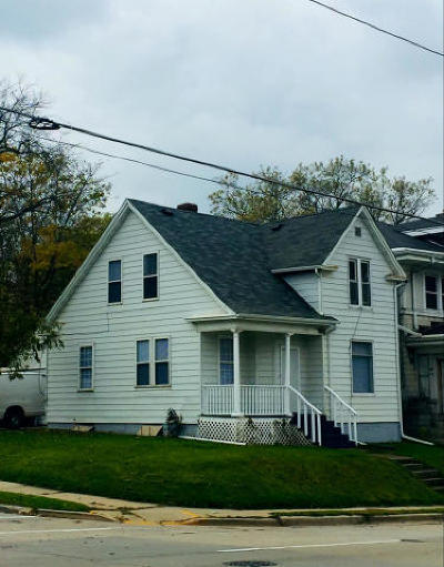 Racine Single Family Home For Sale: 1801 W 6th St