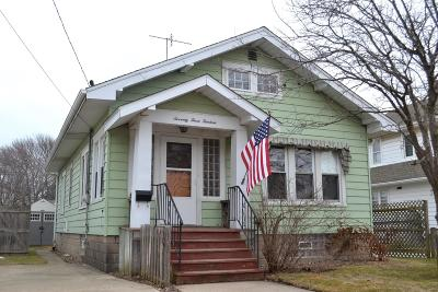 Kenosha Single Family Home Active Contingent With Offer: 7313 27th Ave