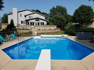 Single Family Home Active Contingent With Offer: W249s6680 Center Dr