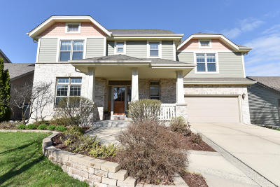 Milwaukee County Single Family Home For Sale: 3817 S Cherokee Way