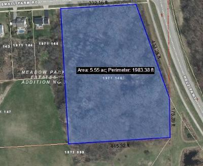 Mukwonago Residential Lots & Land For Sale: Lt13 Small Farm Rd