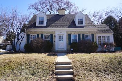 Milwaukee Single Family Home For Sale: 2760 N Hartung Ave