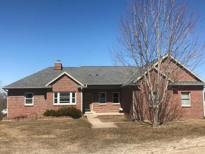 Kewaskum Single Family Home Active Contingent With Offer: 8775 State Road 144