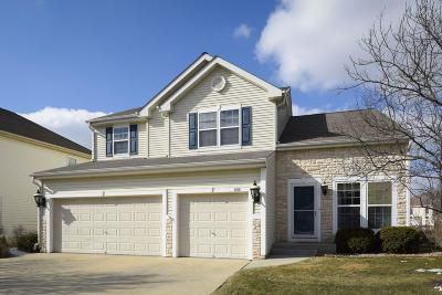 West Bend Single Family Home For Sale: 630 Polaris St