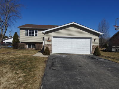 Pleasant Prairie Single Family Home Active Contingent With Offer: 926 101st St