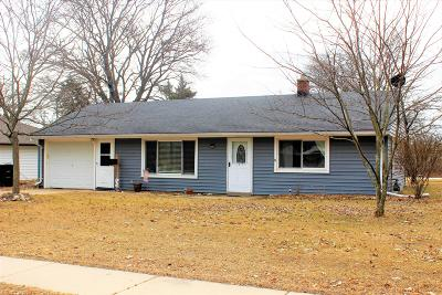 Mukwonago Single Family Home Active Contingent With Offer: 633 Pine St
