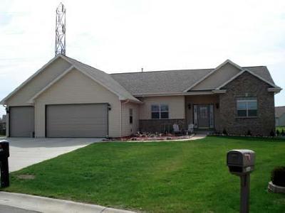 Kenosha Single Family Home For Sale: 1039 27th Ct