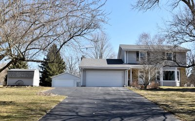 Single Family Home Active Contingent With Offer: W241s10080 Meadow Cir