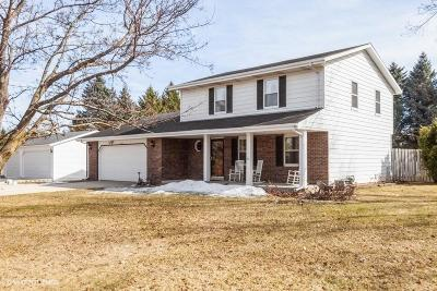 West Bend Single Family Home Active Contingent With Offer: 1771 Cherokee Dr