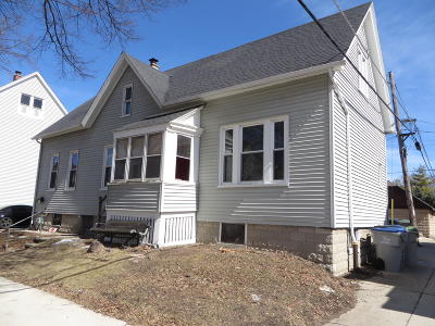 Milwaukee Single Family Home For Sale: 2666 N Weil