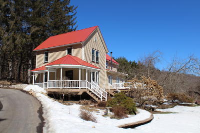 Vernon County Single Family Home Active Contingent With Offer: E18836 Havlik Rd