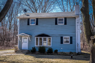 Pleasant Prairie WI Single Family Home For Sale: $199,900