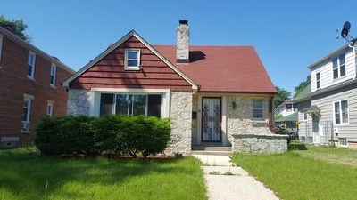 Milwaukee Single Family Home For Sale: 4101 N Elmhurst Rd