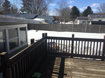 Single Family Home For Sale: N3807 Cleveland Ave