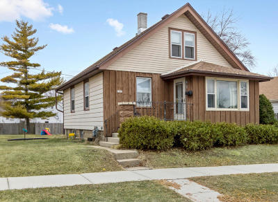 West Allis Single Family Home Active Contingent With Offer: 2161 S 89th St