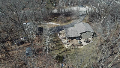 Waterford Single Family Home Active Contingent With Offer: 6535 Washington Rd