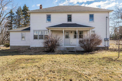 Bristol Single Family Home For Sale: 9015 184th Ave