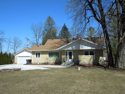 Sheboygan Falls Single Family Home For Sale: W2880 County Road C