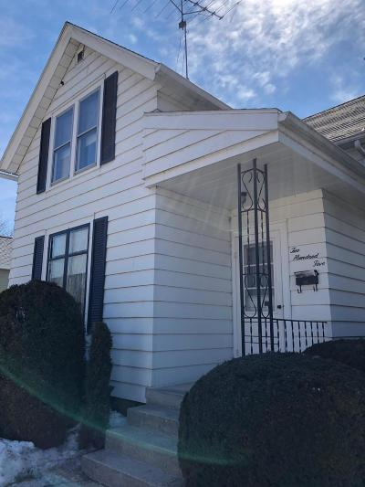 Sheboygan Falls Single Family Home For Sale: 205 Broadway St