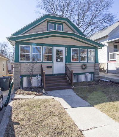 Wauwatosa Single Family Home Active Contingent With Offer: 1345 N 68th St