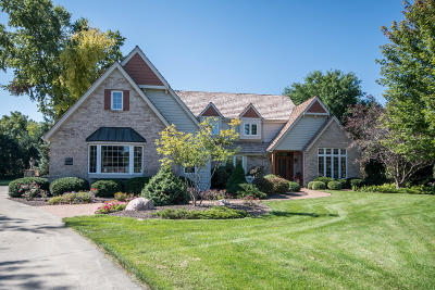 Pewaukee Single Family Home Active Contingent With Offer: N28w30193 Red Hawk Ct