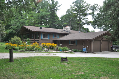 Sheboygan Falls Single Family Home Active Contingent With Offer: W2357 Spring Lane Ct