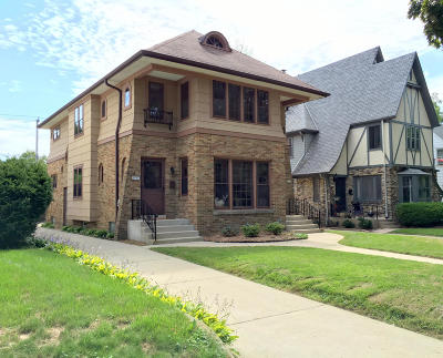 Shorewood WI Two Family Home Sold: $299,500
