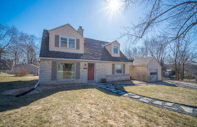 Single Family Home Active Contingent With Offer: 1206 N 121st St