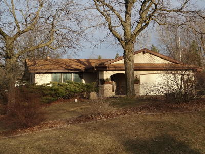 Richfield, Hubertus Single Family Home For Sale: 1464 Tomac Ln
