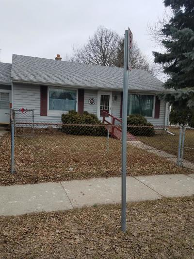 West Allis Single Family Home Active Contingent With Offer: 8406 W Maple St