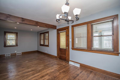 Greenfield Single Family Home Active Contingent With Offer: 3951 S 41st St