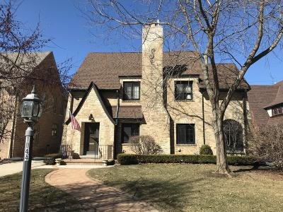Milwaukee County Single Family Home Active Contingent With Offer: 1044 E Circle Dr