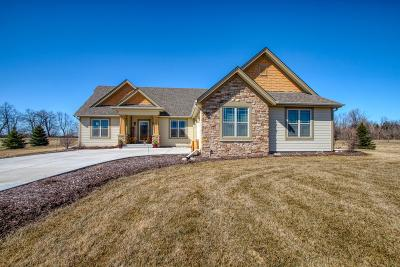 Richfield, Hubertus Single Family Home For Sale: 1011 Cheyenne Ct