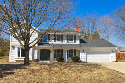 Mequon Single Family Home Active Contingent With Offer: 10141 N Concord Dr