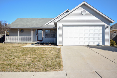 Kenosha Single Family Home Active Contingent With Offer: 3410 85th Pl