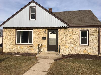 Single Family Home Active Contingent With Offer: 2440 Wauwatosa Ave