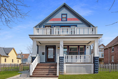 Milwaukee Single Family Home For Sale: 2034 N 1st St