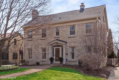 Wauwatosa Single Family Home Active Contingent With Offer: 7753 Mary Ellen Pl