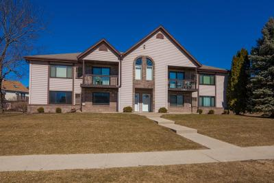 Pewaukee Condo/Townhouse Active Contingent With Offer: 1343 Meadowcreek Dr #D
