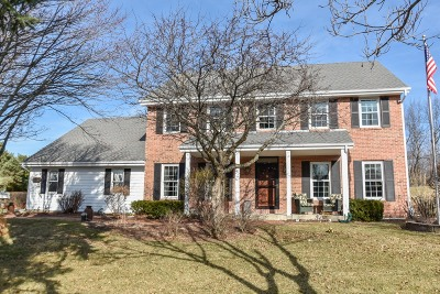 Mukwonago Single Family Home Active Contingent With Offer: W323s8461 Nebo Trl
