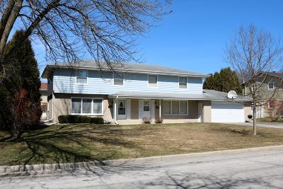 Greendale Two Family Home Active Contingent With Offer: 5500 Root River Dr #5502