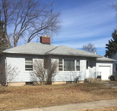 Single Family Home Active Contingent With Offer: 2120 33rd St