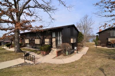 Lake Geneva Condo/Townhouse Active Contingent With Offer: 81 Aspen Rd #81-01