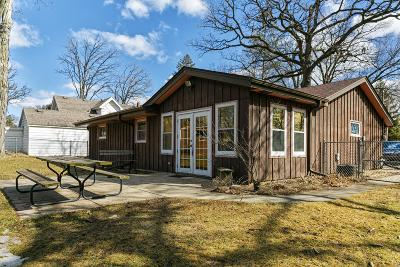 Mukwonago Single Family Home Active Contingent With Offer: 713 Division St