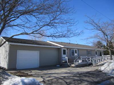 Single Family Home Active Contingent With Offer: 303 Lester Street