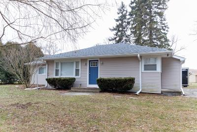 Genoa City Single Family Home Active Contingent With Offer: 39203 92nd Pl