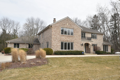 Ozaukee County Single Family Home Active Contingent With Offer: 9820 N Otto Rd