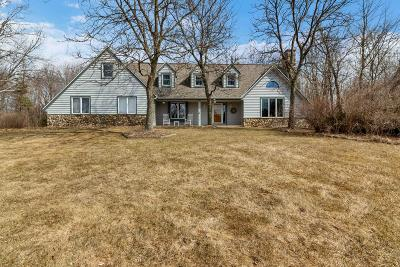 Slinger Single Family Home Active Contingent With Offer: 4475 Trillium Ln