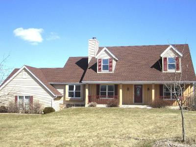 Cedarburg Single Family Home For Sale: 1154 Granville Rd